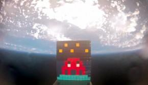 Invader ve vesmíru