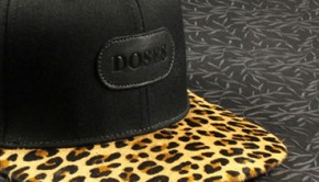 Daily Doses Leopard Strapback Cap
