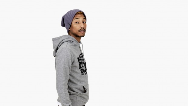 Pharrell Williams představil kolekcii BBC x Fingercroxx
