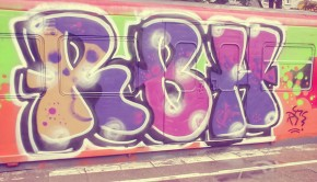 Rbh crew graffiti