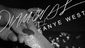 Rihanna Kanie West