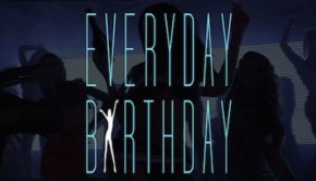 Swizz Beatz, Ludacris a Chris Brown Everyday Birthday
