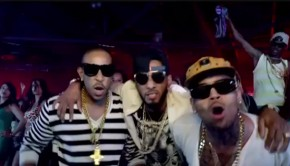 Swizz Beatz, Ludacris a Chris Brown Everyday Birthday1