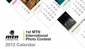Montana Colors kalendář na 2013