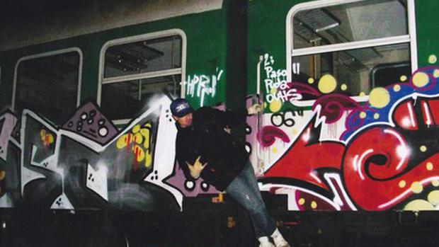 genoe freshspace graffiti