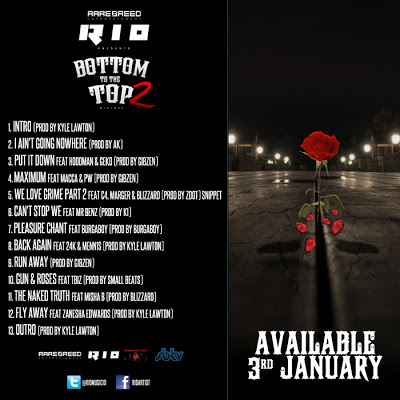 From the bottom to the top mixtape