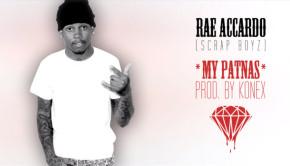 Rae Accardo Scrap Boyz -MY PATNAS