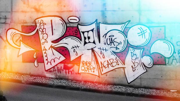 rafi graffiti