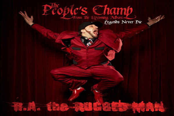R.A. The Rugged Man – The Peoples Champ - Freshspace