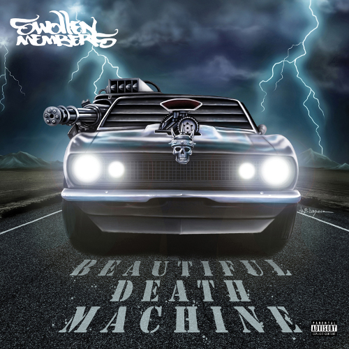 SwollenMembers_BeautifulDeathMachine_Cover
