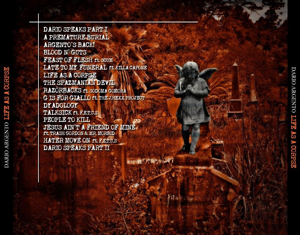 Tracklist Dario