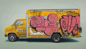 Vehicls graffiti