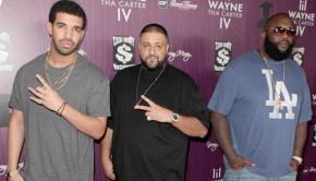 DJ Khaled feat Drake Rick Ross & Lil Wayne – No New Friends