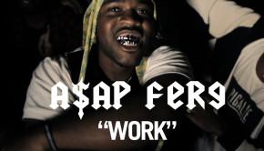 A$AP Ferg Work