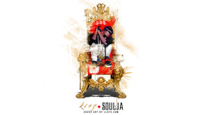 Cover Soulja Boy  King Soulja