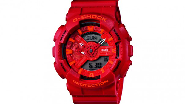 G-Shock Back to the Matte