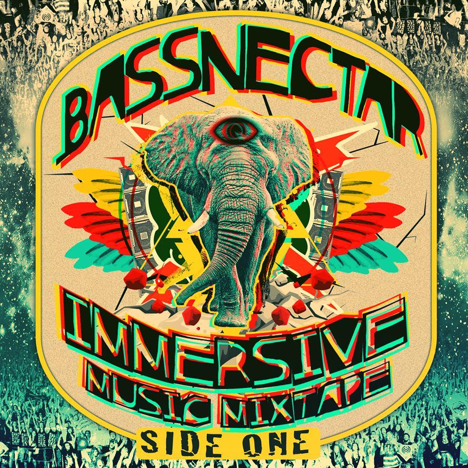 Immersive Music Mixtape