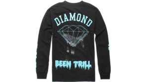 Diamond Supply C x Been Trill