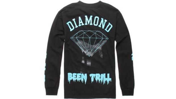 Diamond Supply C x Been Trill