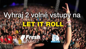 freshspace soutez let it roll