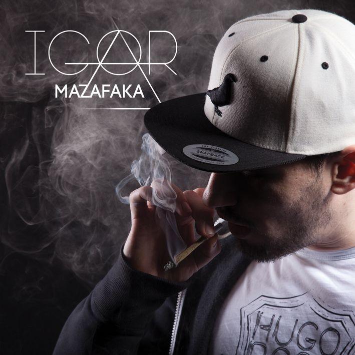Igor Cover Mazafaka
