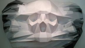 Polygonální sochy od Davida Mesguicha