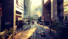 1 rok v Hong Kongu