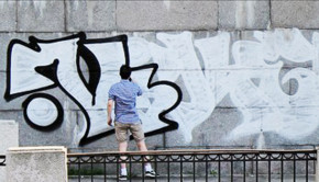 viker graffiti video