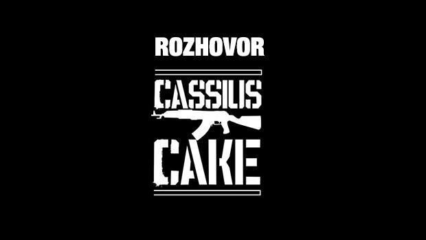 rozhovor cassius cake