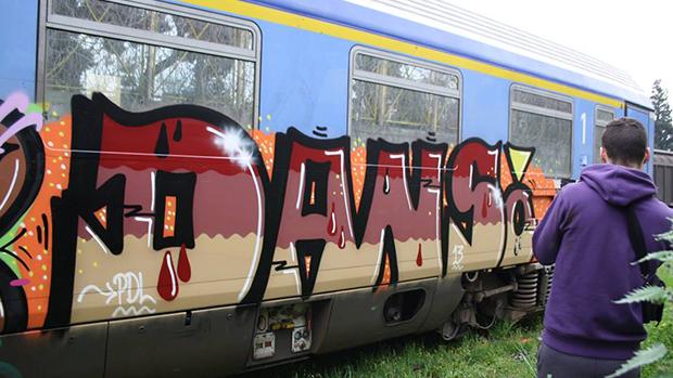 Graffiti atmosphere #18