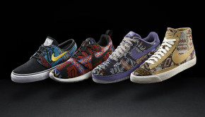 Pendleton x NIKEiD 2013 Fall Collection