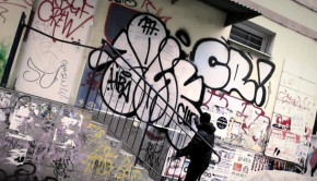 post graffiti video