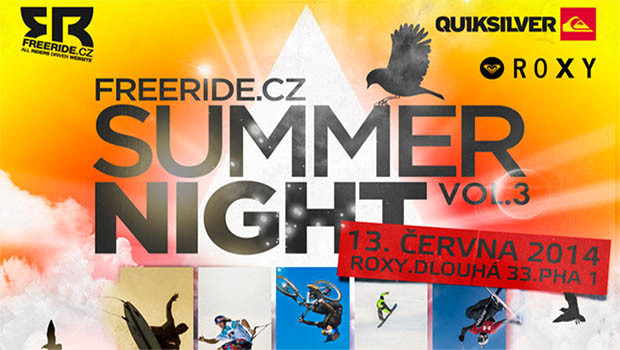 Freeride.cz Summer Night Vol. 3 feat. Mr.Dero   Klumzy Tung - Freshspace e767af28c50