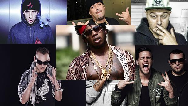#FRESH10 Top rapové novinky za srpen 2014