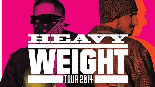 heavy weight tour uvodka