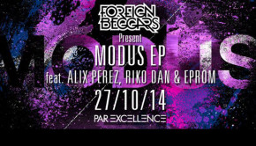 Foreign Beggars - Modus EP