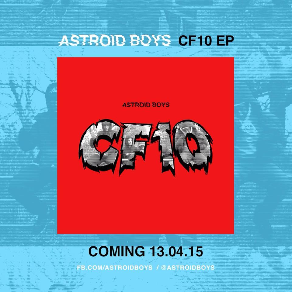 Astroid Boys CF10
