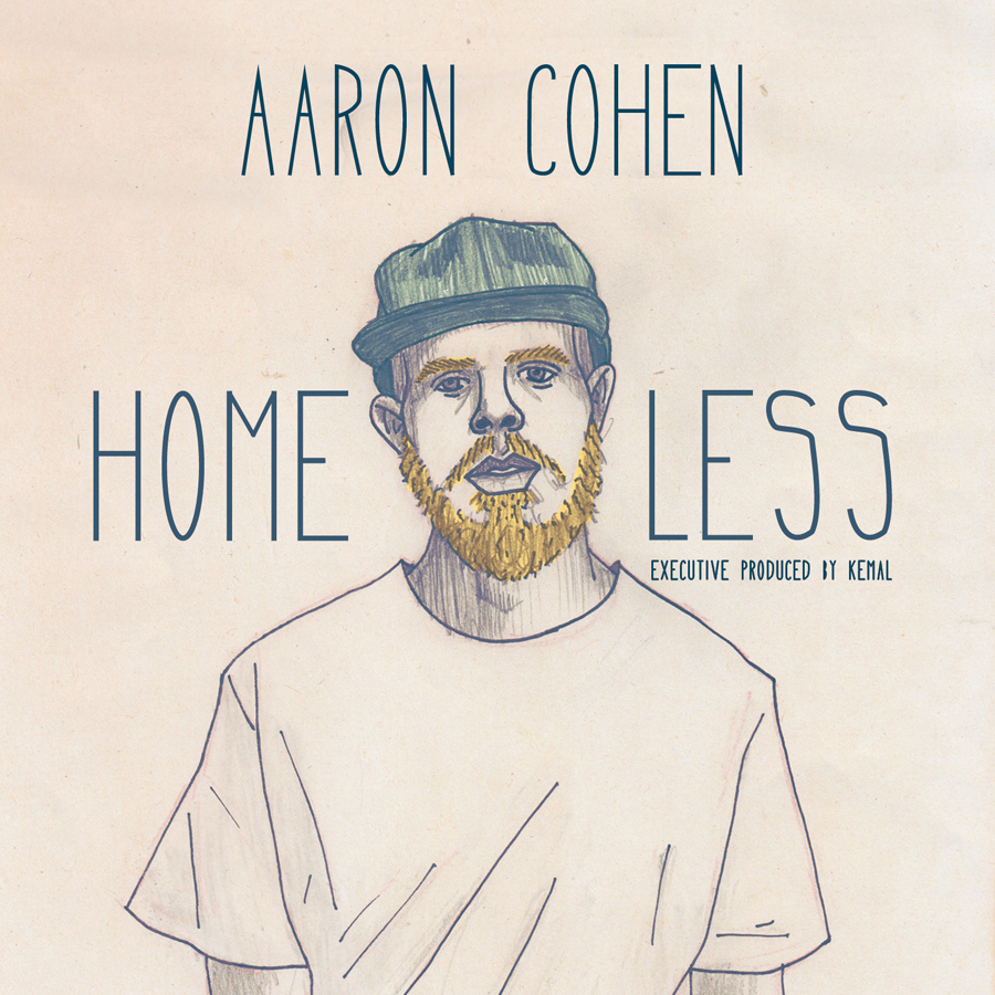 Aaron Cohen HOME LESS Cover 900x900