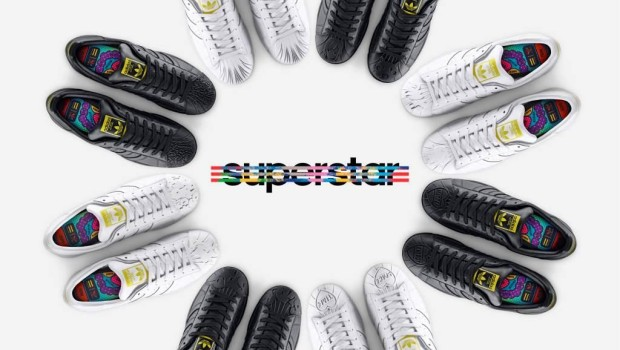 adidas Originals Superstar Supershell - 3D špička; 2599Kč