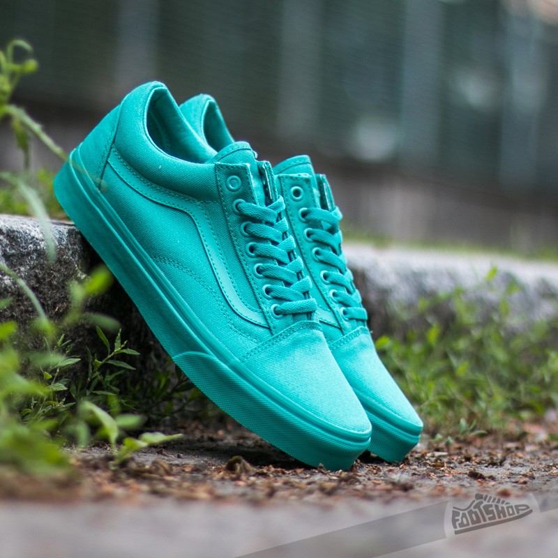 vans-old-skool-mono-bright-aqua
